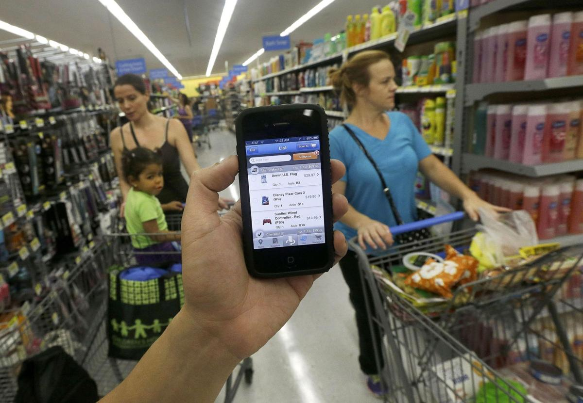 Wal-Mart 'Scan & Go' app: Try, try again