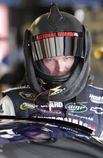 Earnhardt Jr. thinks time is right to drive No. 3 car