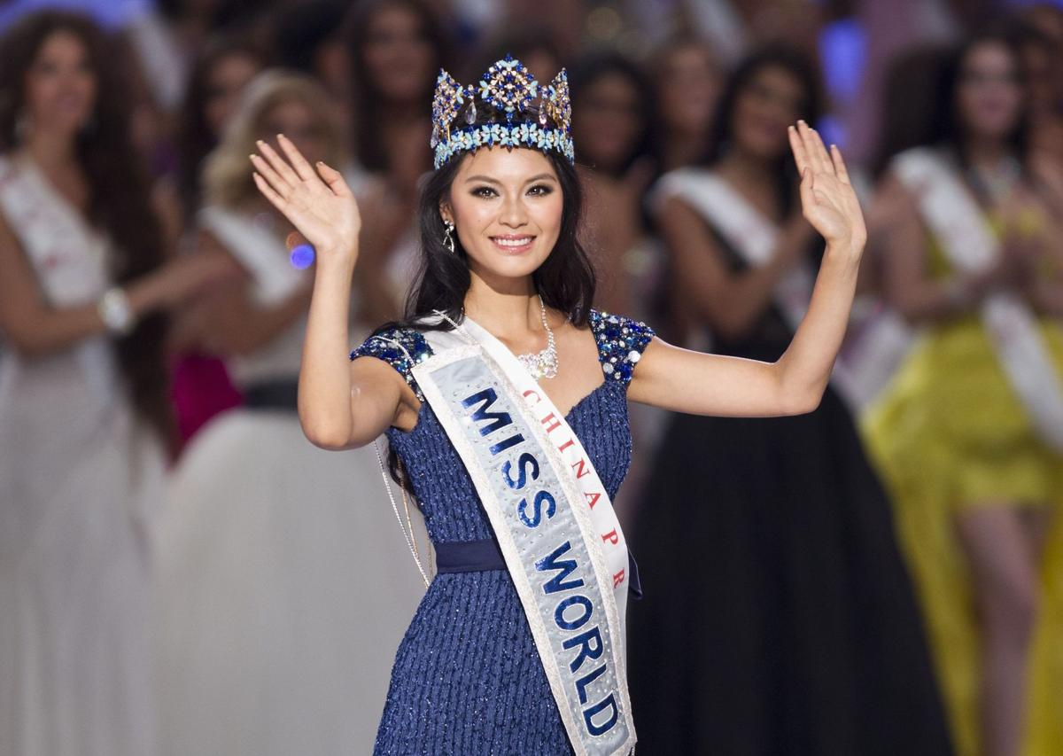 Bikinis out, sarongs in for Miss World pageant in Indonesia