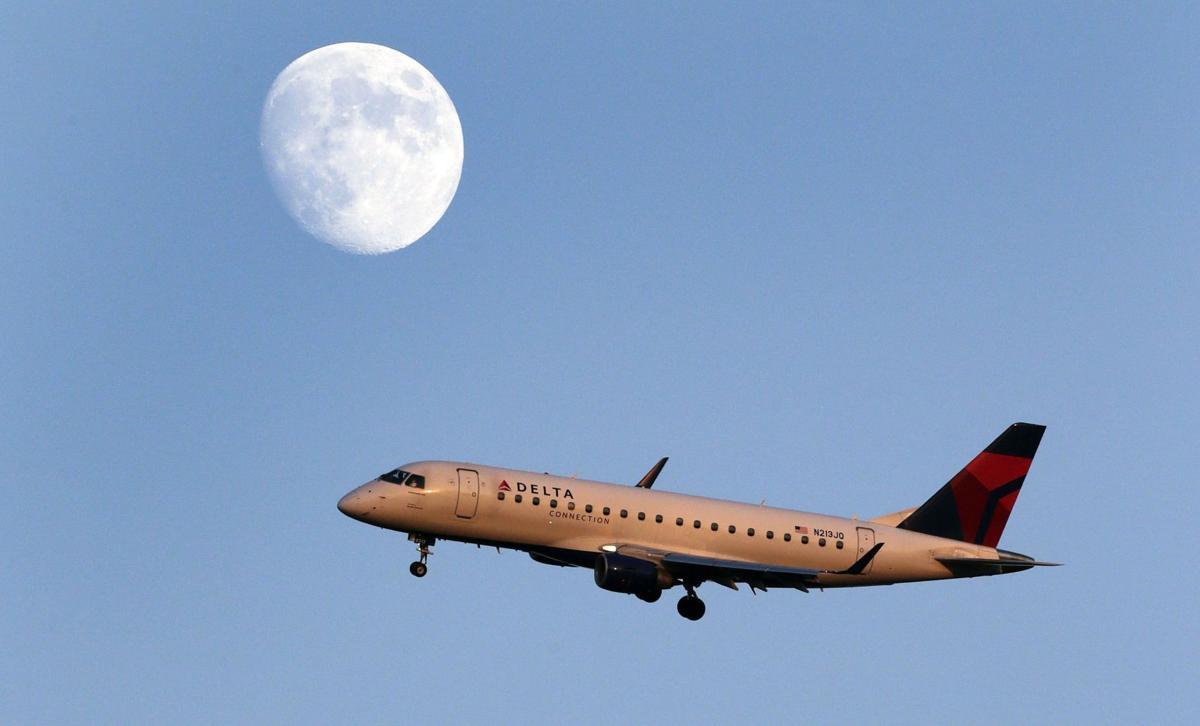 Delta Air, Charleston's top carrier, gets key approvals for Virgin Atlantic deal