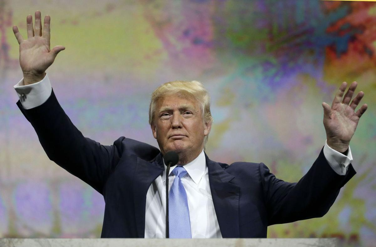 Donald Trump: I have an investment in Charleston