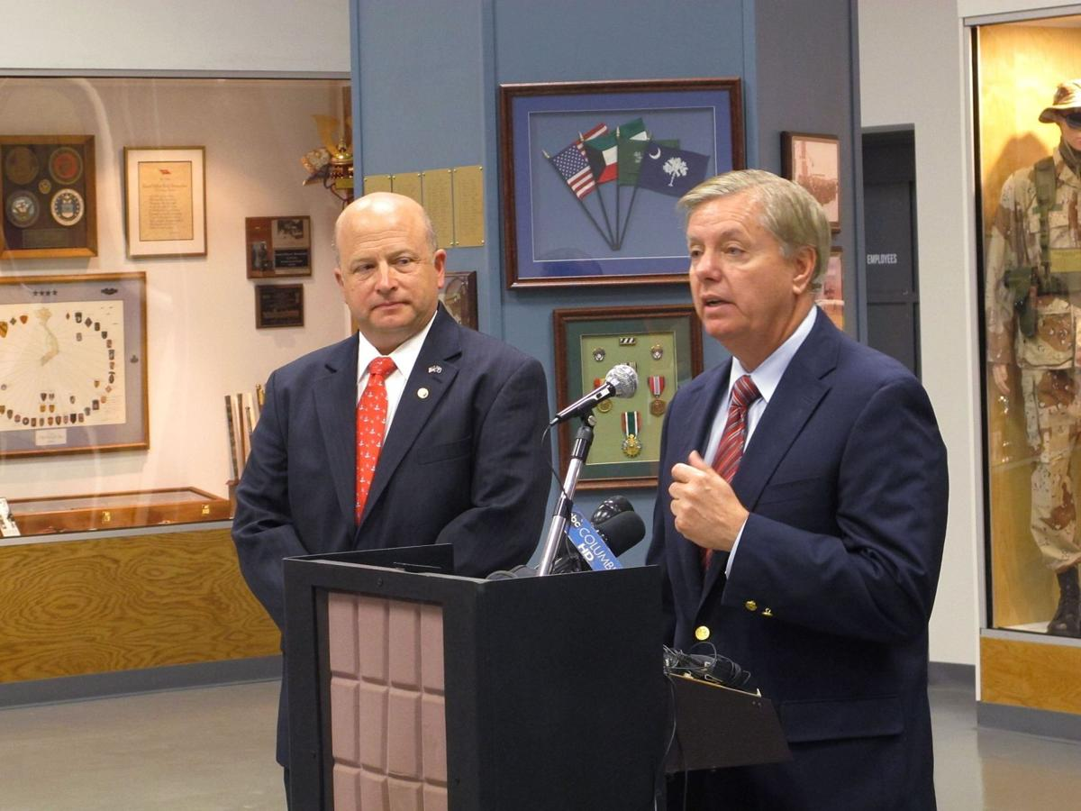 6080Graham praises new veteran health care bill