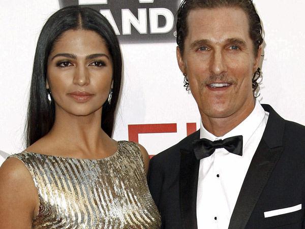 PEOPLE: Matthew McConaughey engaged to longtime girlfriend, Camila Alves
