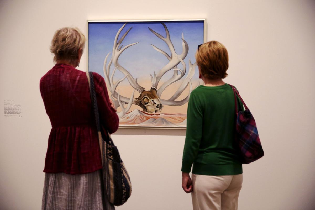 New Mexico on the Thames Art icon Georgia O'Keeffe gets a big London show