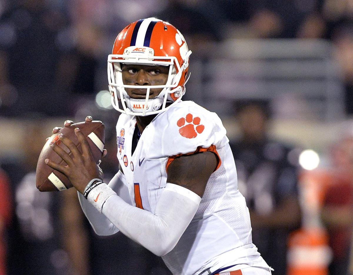 Clemson offense, UNC defense thrive by keeping things simple
