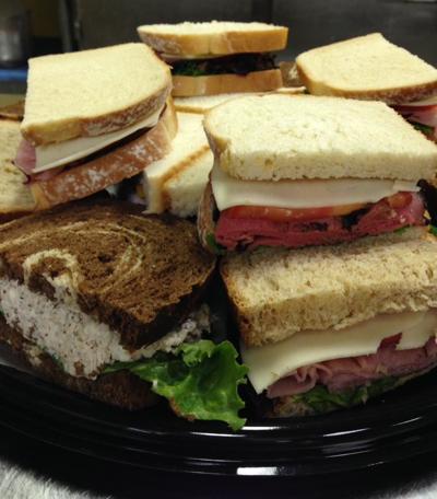 Garden Bistro Sandwiches