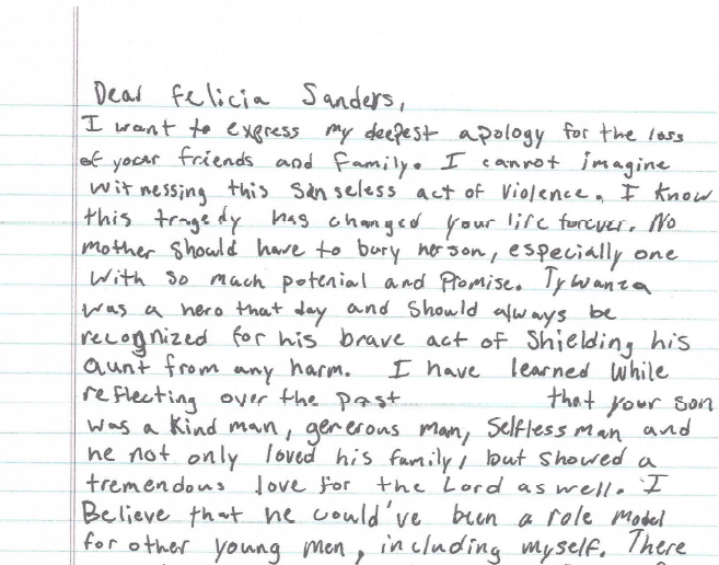 Court Filings Contain Joey Meek S Apology Letters To