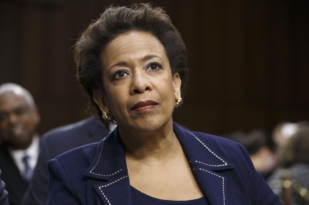Senate panel OK's Obama attorney general pick