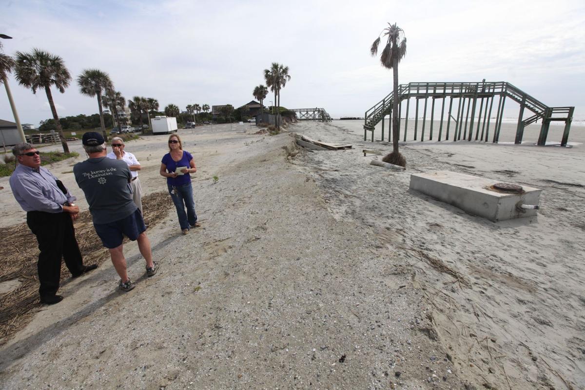 Folly Beach park could open again as early as June