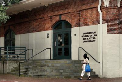 Law school cuts grad reception