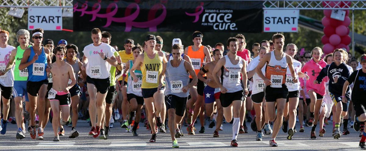 Race For The Cure Daniel Island