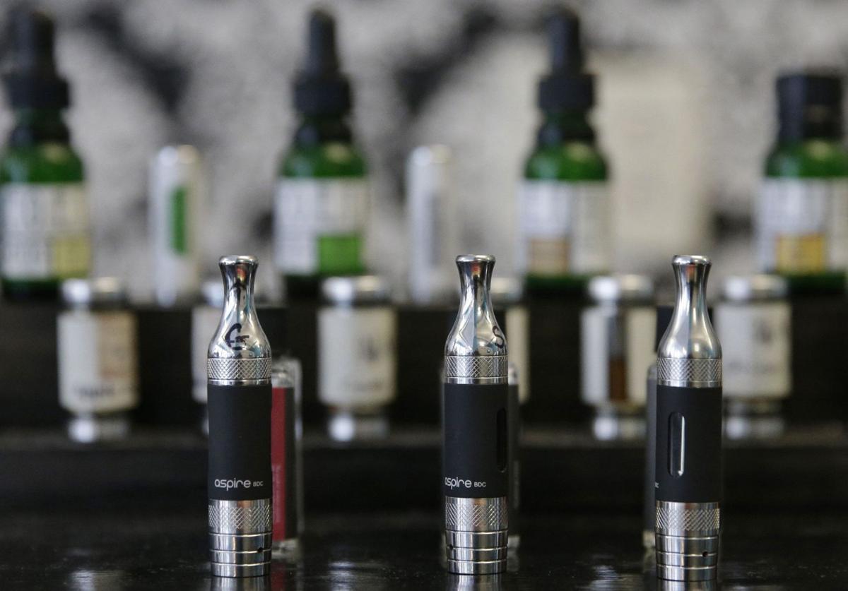 Teen smoking fell as e-cigarette use boomed