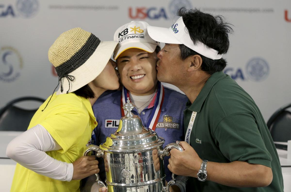 Inbee Park wins U.S. Women's Open for third straight major