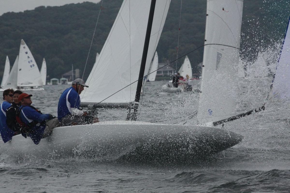 Charleston skipper sails to national title