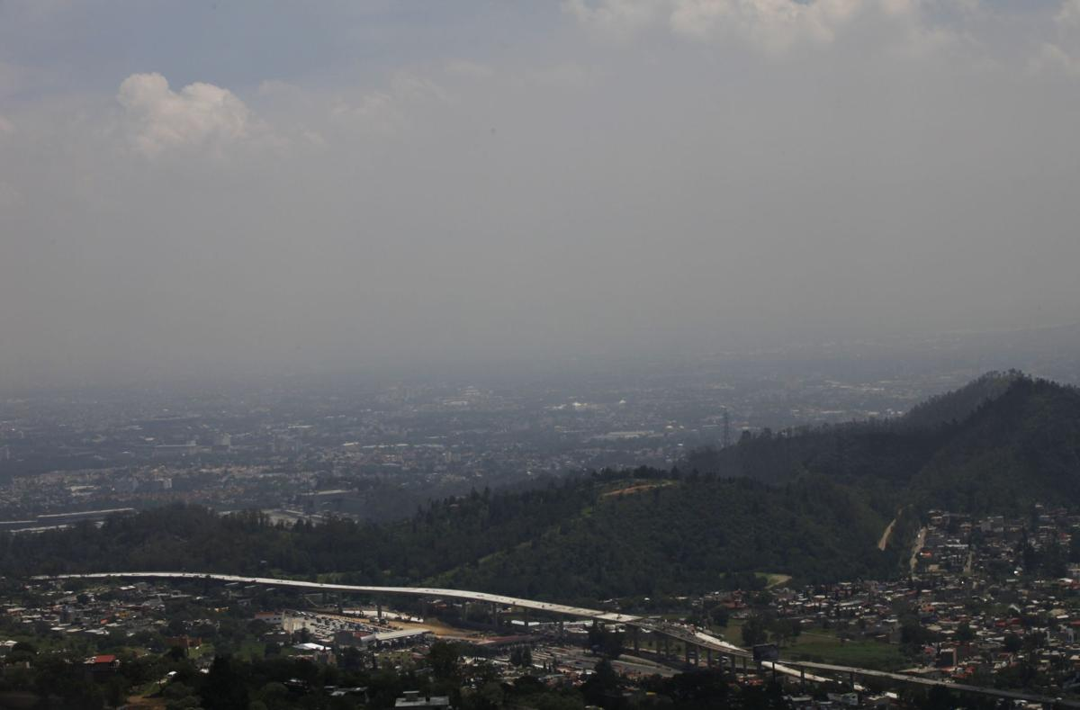 Act globally to clean up the air