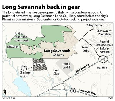Stalled Long Savannah development revived