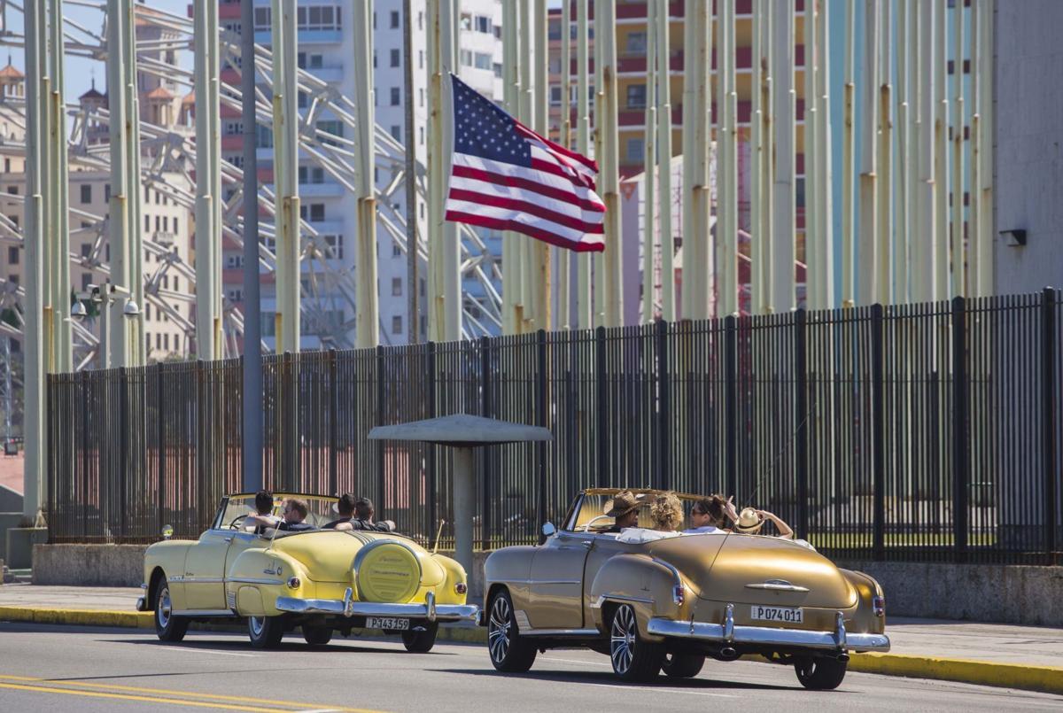 Obama should use visit to step up pressure on Cuba