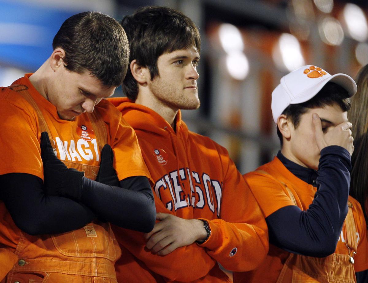 West Virginia crushes Clemson in the Orange Bowl