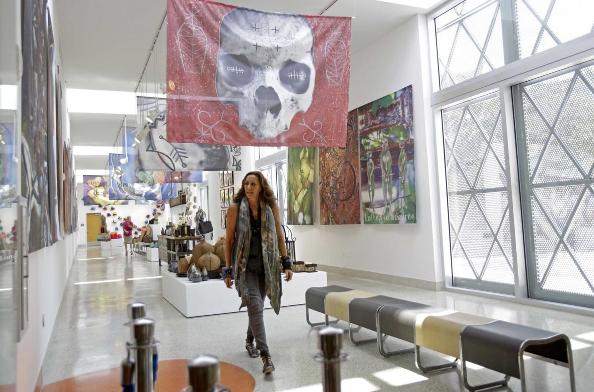 In Miami, Donna Karan showcases Haitian artisans