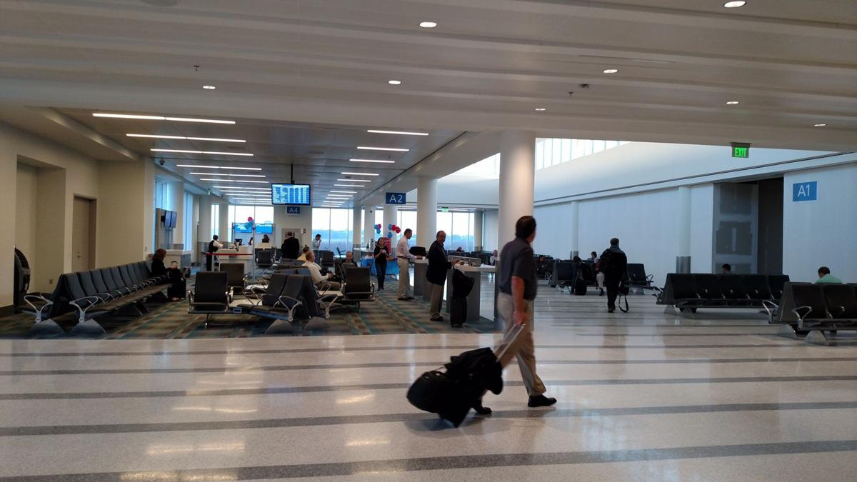 Grapevine: Charleston airport opens 2 more boarding gates