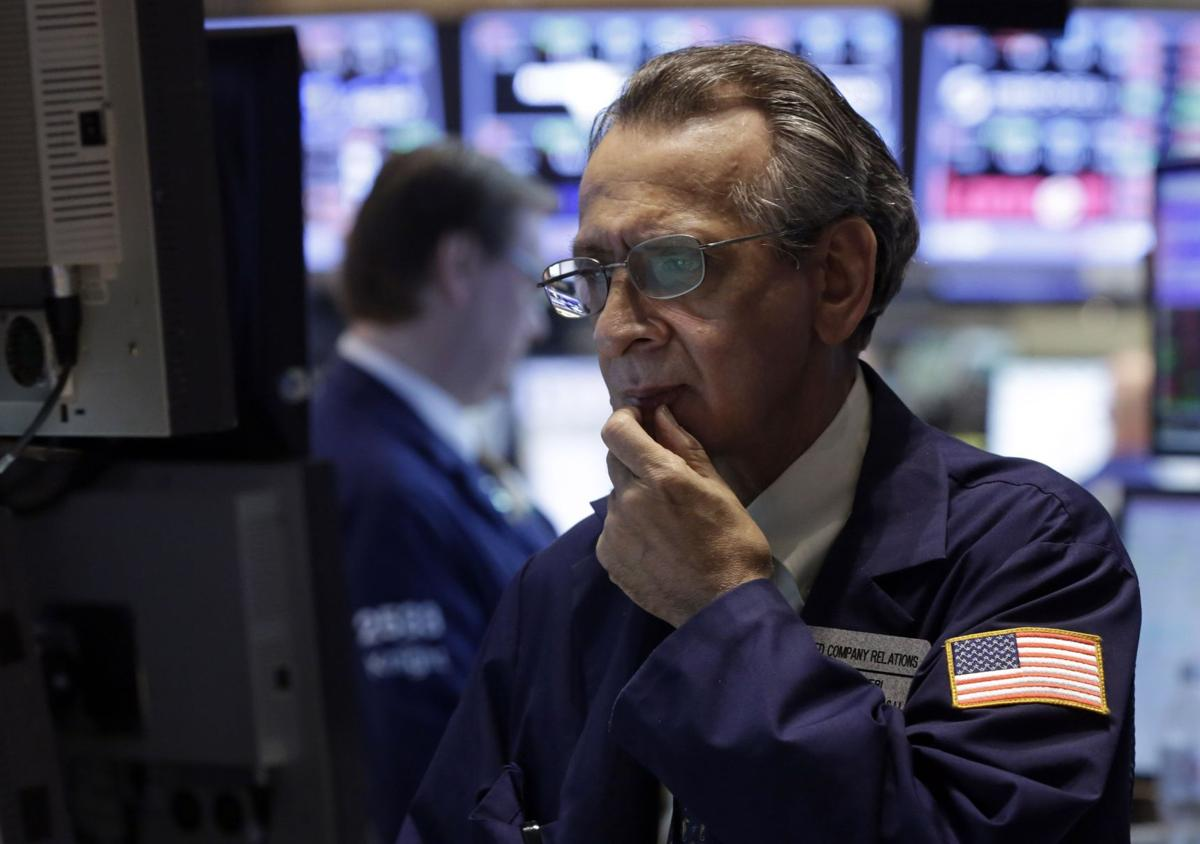 Three reasons not to panic about the market — yet