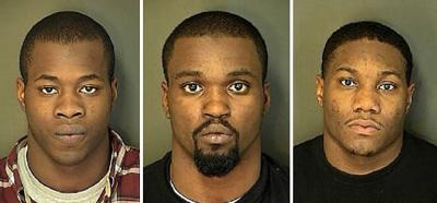 Former athletes plead guilty: Ex-Citadel quarterback, 2 others admit robberies