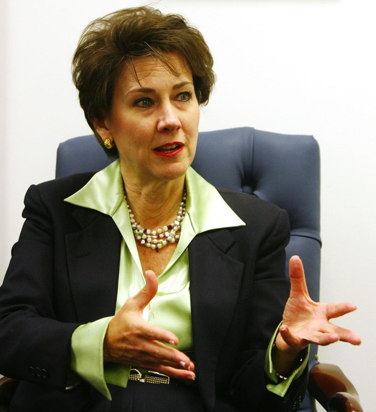 Kitzman takes job at DHEC as she awaits Senate confirmation