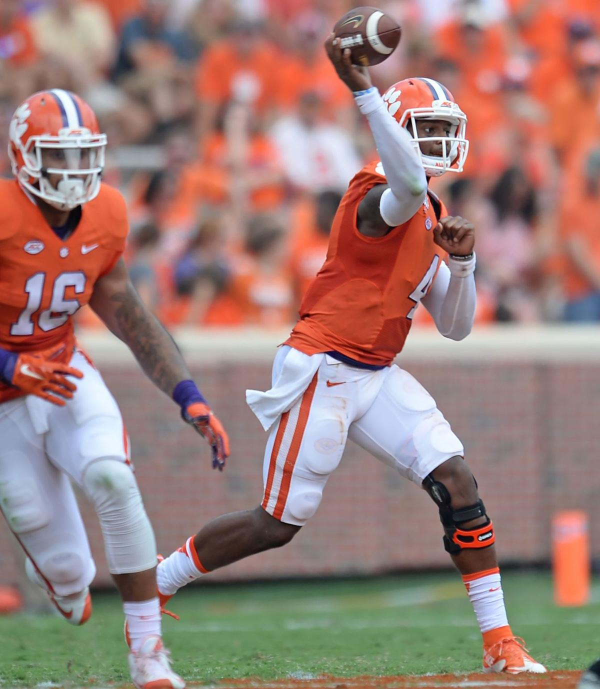 One Hour to Kickoff: 'Next man up', next game up for No. 12 Clemson