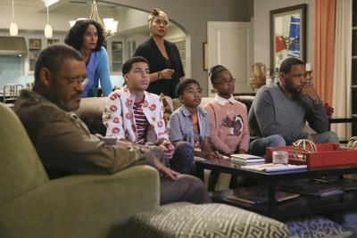 'Black-ish' takes child's view of violence