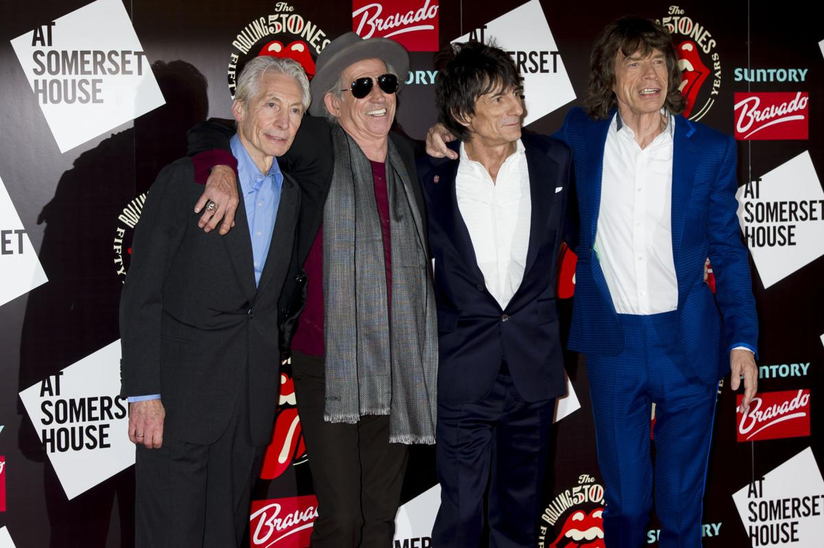 Rolling Stones: 50 years and counting