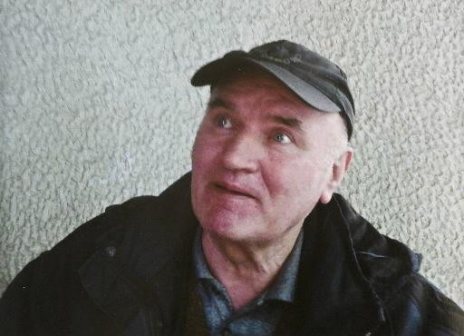 Son: Mladic had 2 strokes, can barely speak