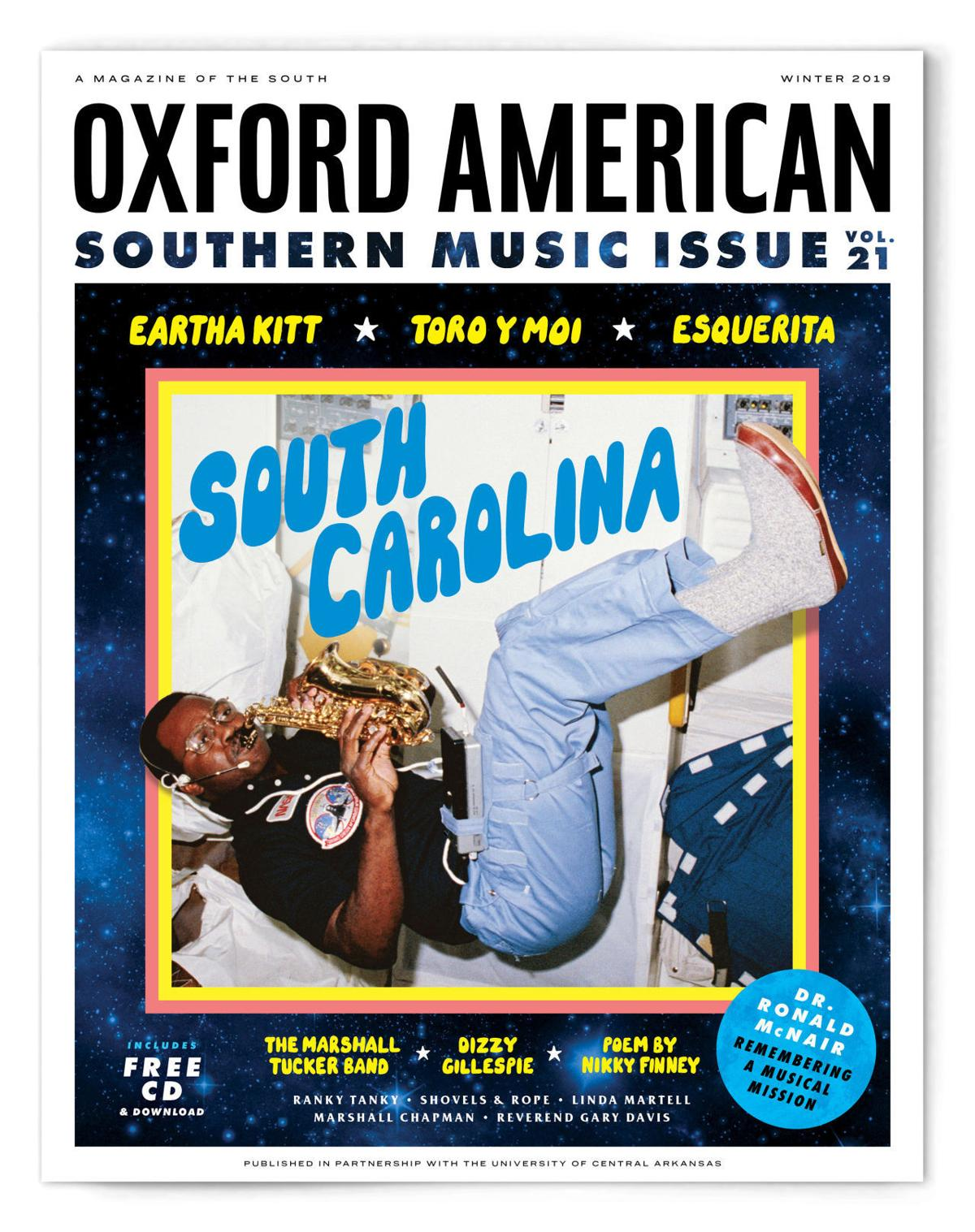 Oxford American magazine's 2019 Southern Music Issue