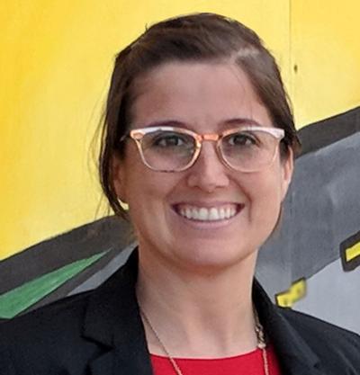 North Charleston mayoral candidate Ashley Peele