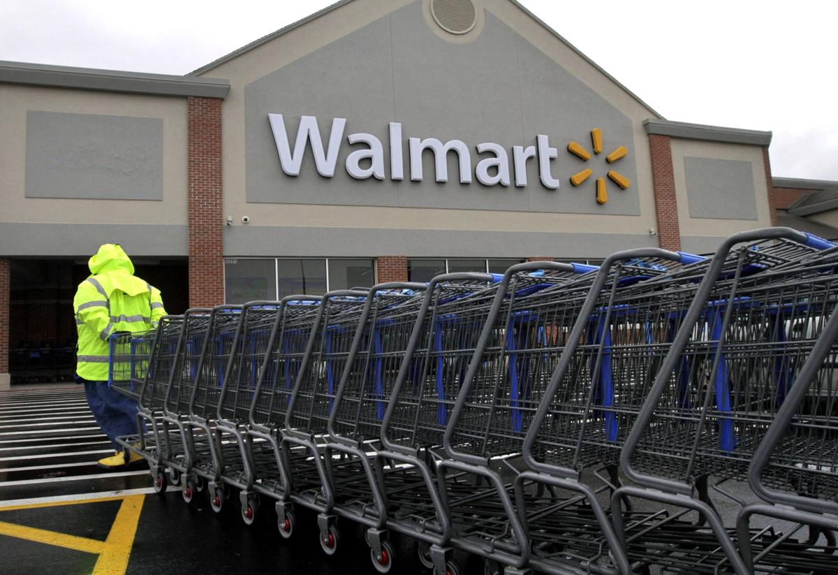 Wal-Mart Stores takes back top spot in Fortune 500 from Exxon Mobil