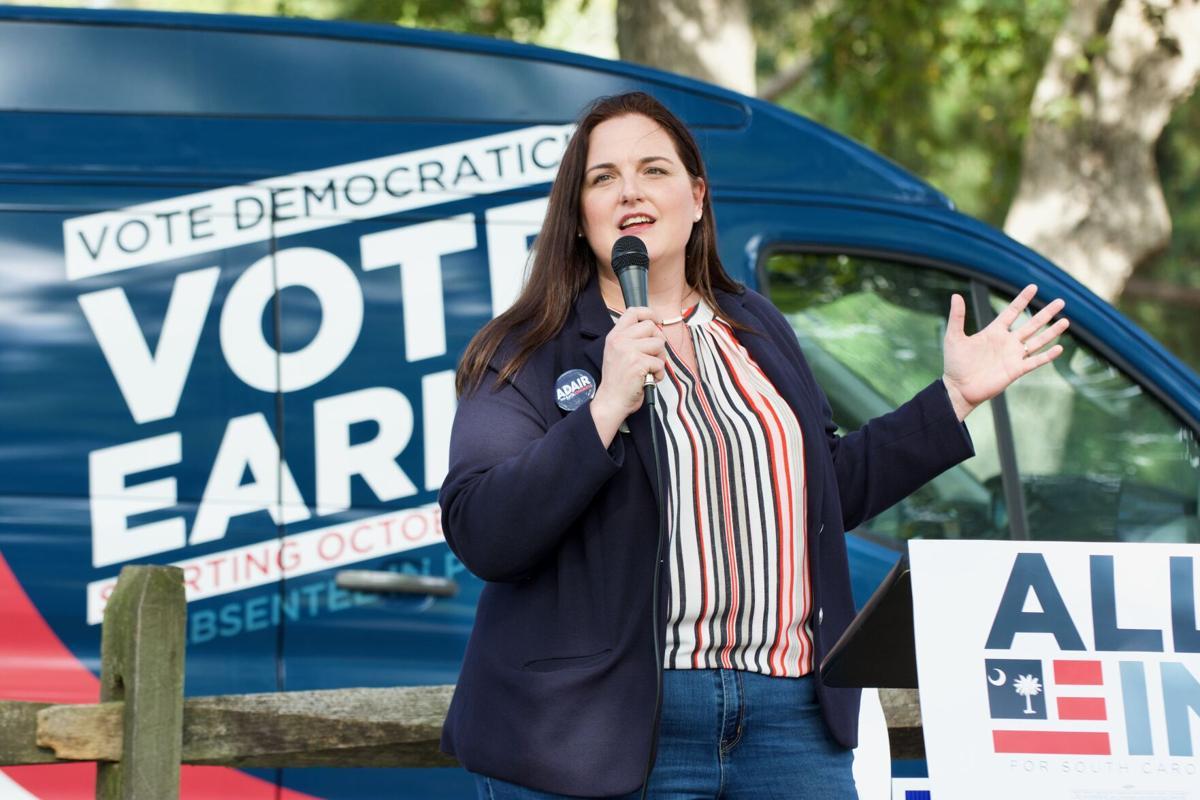 Adair Ford Boroughs, Vote Early Van, Town Hall