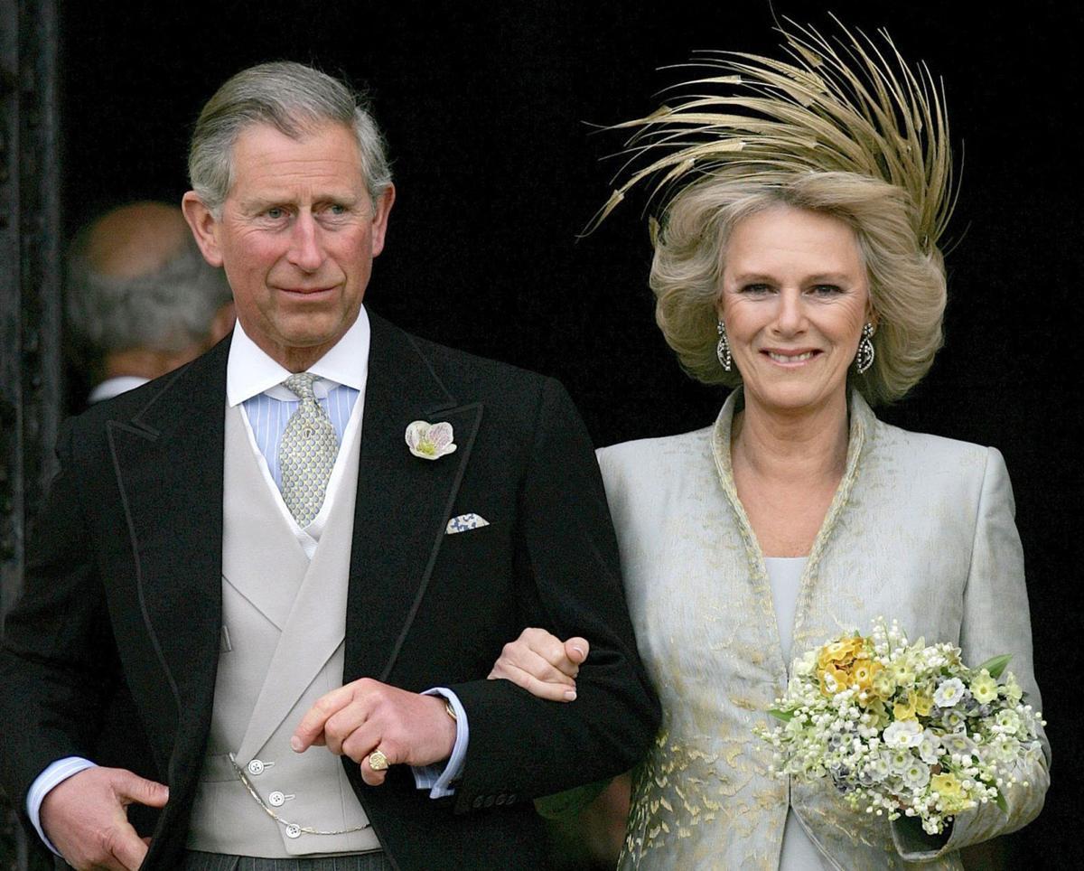 Charles, Camilla mark 10th anniversary