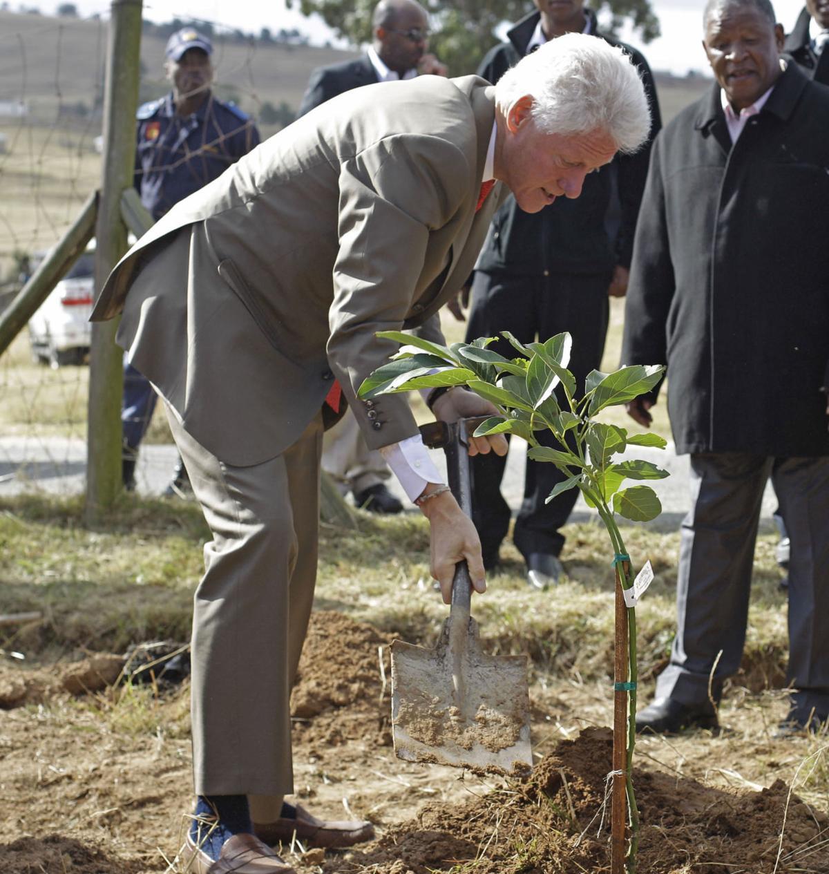 Mandela inspires action