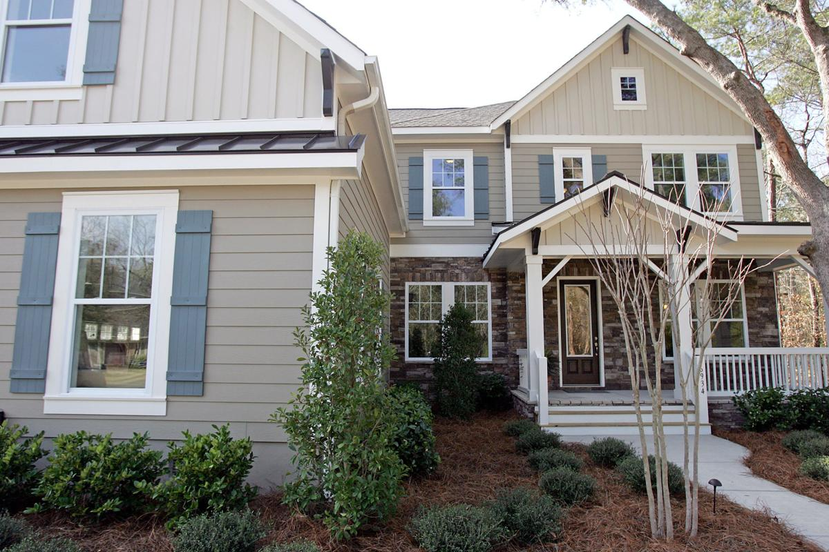 Hide Away: Builder's new homes in Hanahan enclave showcase upscale features close to creek