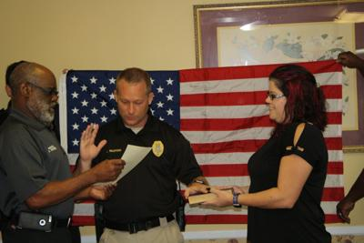 Town of St. Stephen swears in new police chief