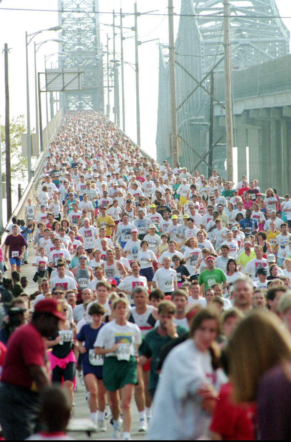 The Bridge Run: By the Numbers
