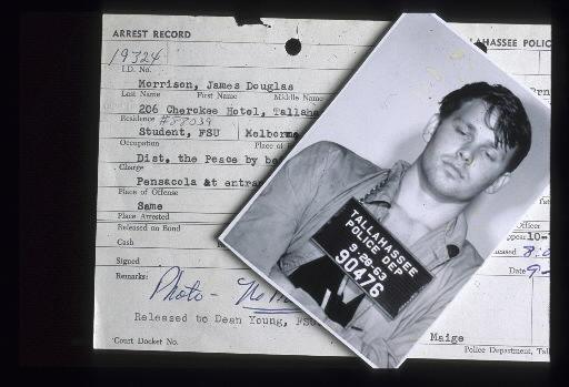 Doors' Jim Morrison to get pardoned in Florida