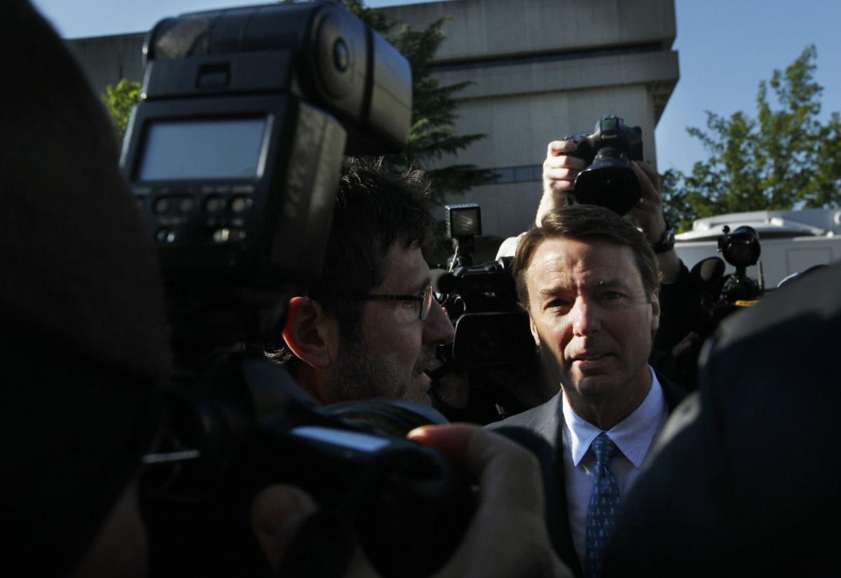 John Edwards' campaign finance trial begins Monday