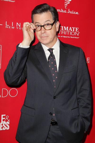 Stephen Colbert blows up show's official Twitter account