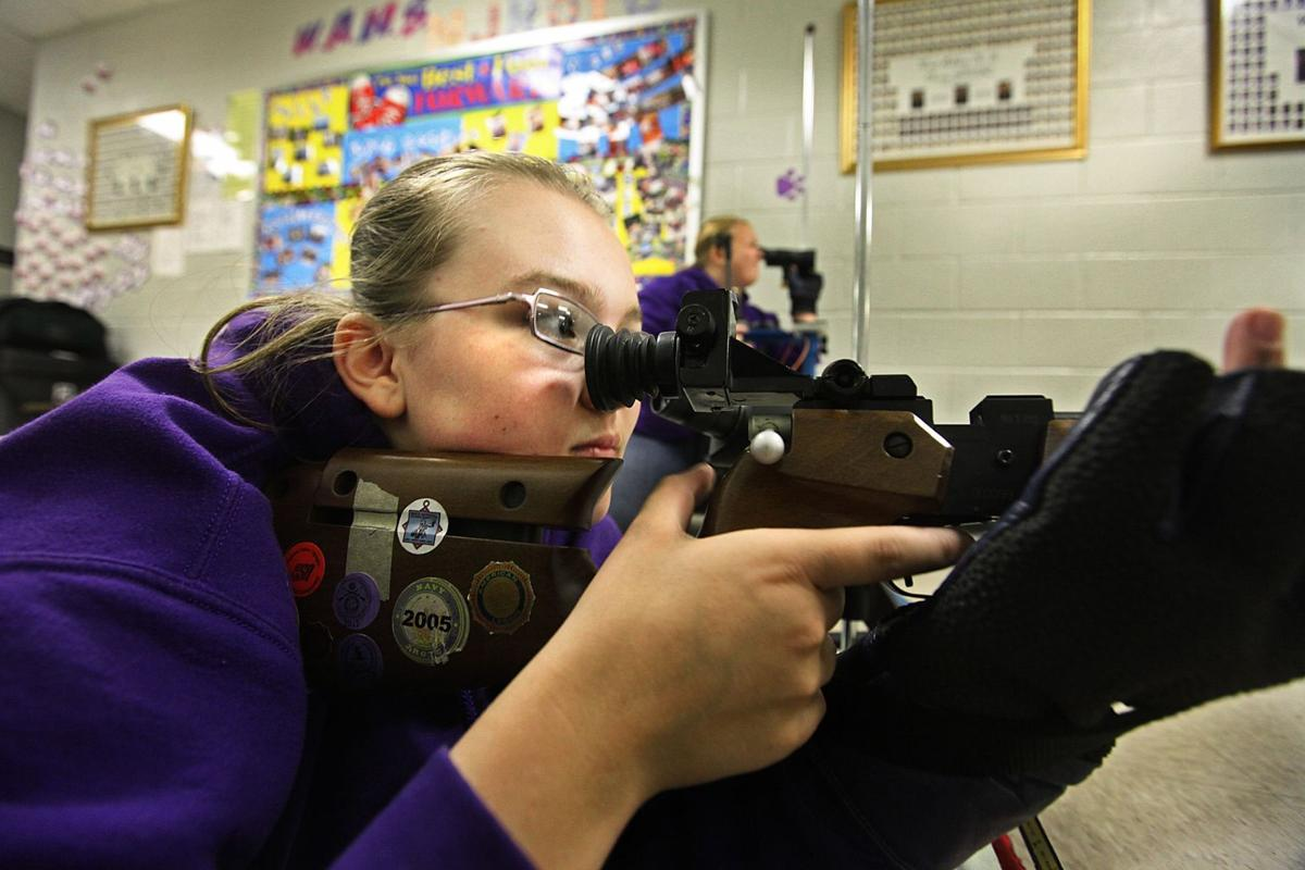 West Ashley Rifle team looking for 9th state championship