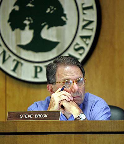 Brock loses seat on commission