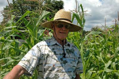 Cook, retiree loves the garden