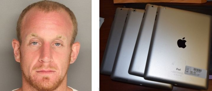 Suspect who broke into Berkeley County school also stole iPads, investigators say