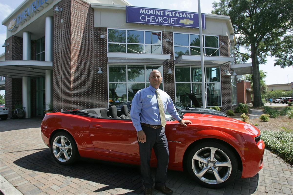Mount Pleasant Chevrolet >> Chevy Town New Mount Pleasant Chevrolet Looks To Get Name Out Take