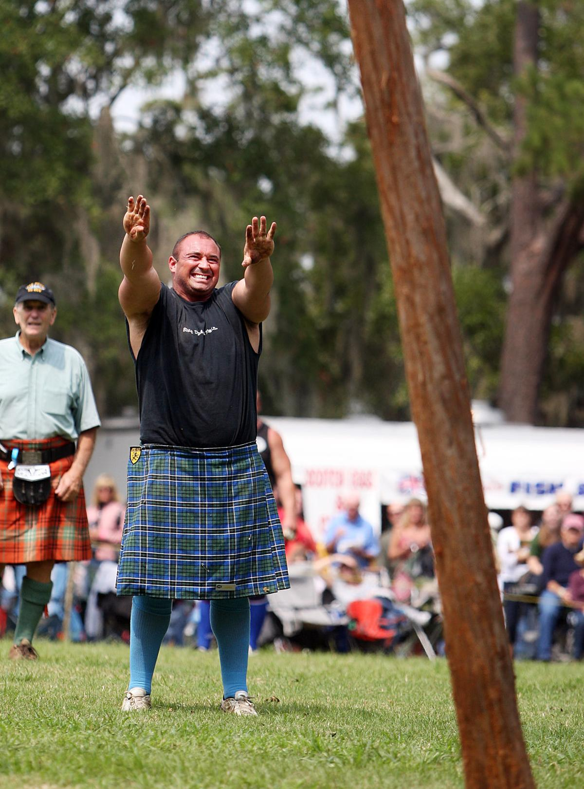Trivia goes to the Scots 'Scotland for the Day' Scottish Games and Highland Gathering grows, evolves entering 42nd year