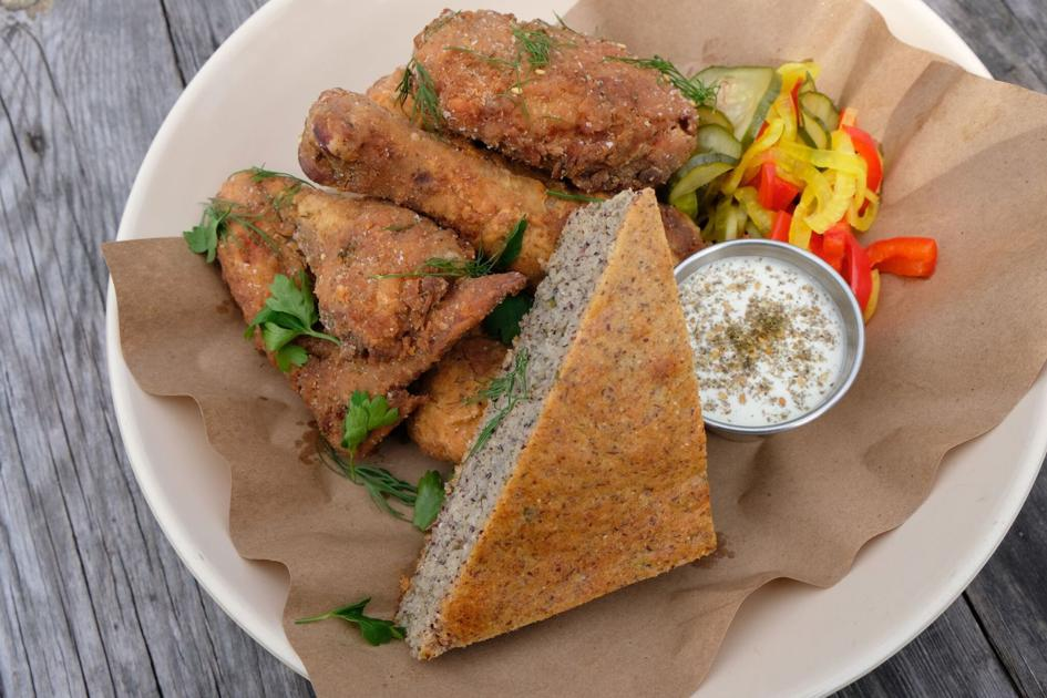 Butcher & Bee in Charleston puts spin on southern staple with its Iraqi fried chicken